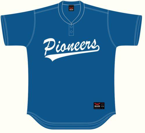 Maxim – baseball jersey's