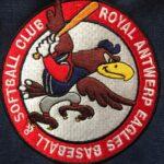 Antwerp Eagles – Softcell jacket met geborduurd logo